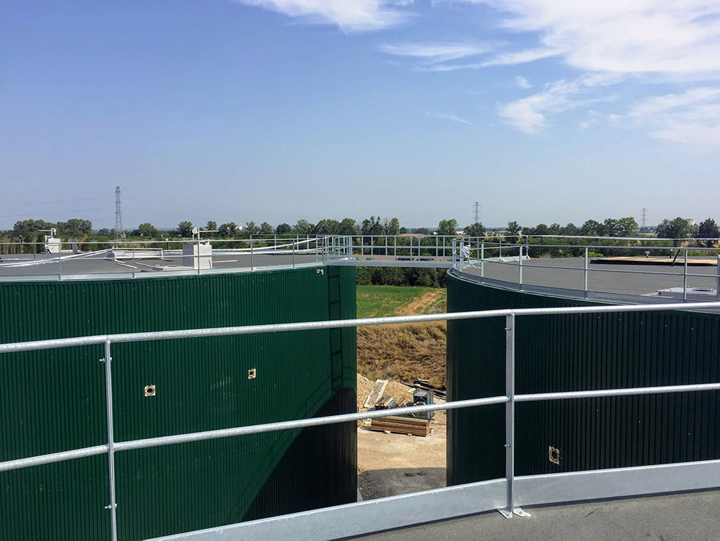 SEBIGAS DEVELOPS ITS FIRST BIOMETHANE PLANT FED WITH OFMSW FOR THE ITALIAN MASERATI ENERGIA SrL