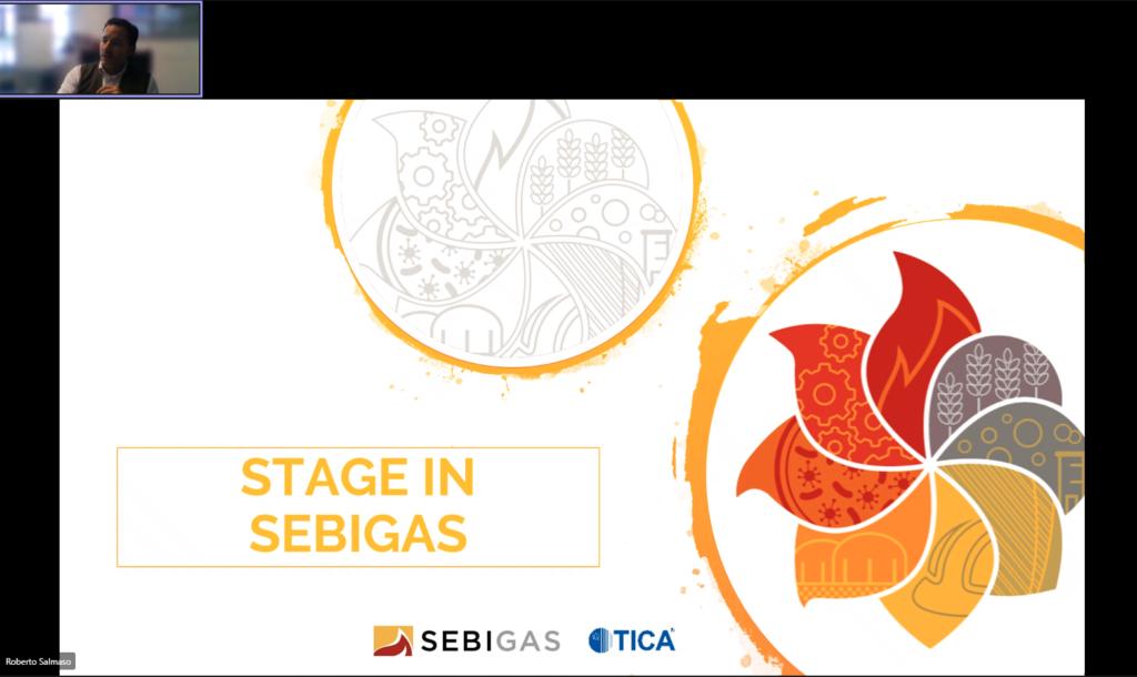 Stage Sebigas